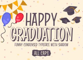 Happy Graduation Font