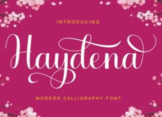 Haydena Font