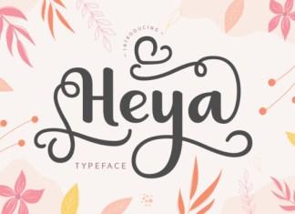 Heya Font