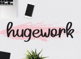Hugework Font