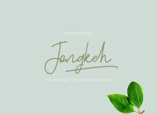 Jongkeh Font