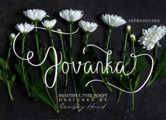 Jovanka Font