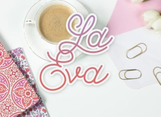 La Eva Font