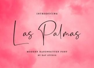 Las Palmas Font