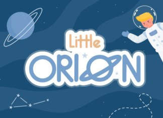 Little Orion Font