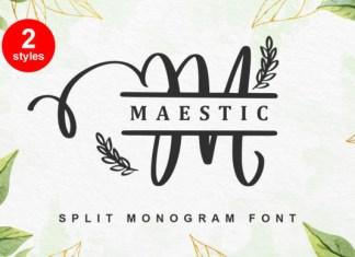 Maestic Font