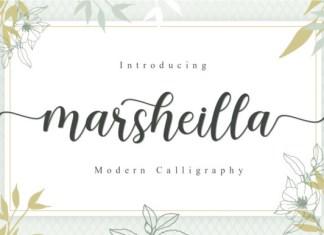 Marsheilla Font