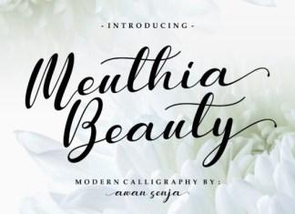 Meuthia Font
