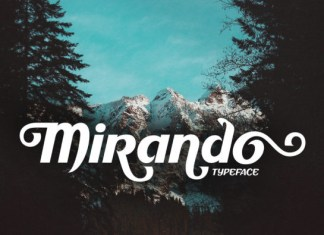 Mirando Font