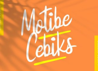 Motibe Cebiks Font