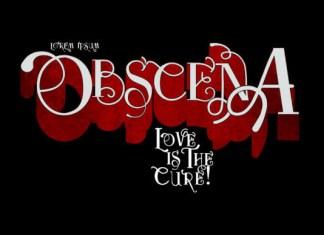 Obscena Font