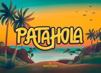 Patahola Font