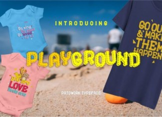 Playground Font