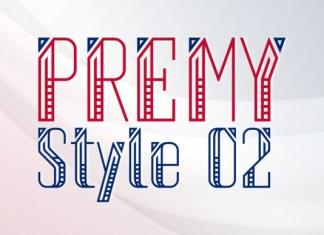 Premy Style 2 Font