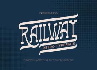 Railway Font