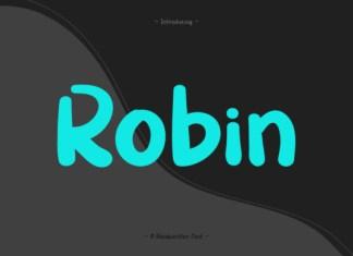 Robin Font