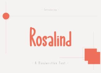 Rosalind Font