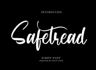 Safetread Font