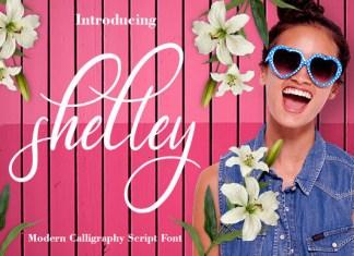 Shelley Font