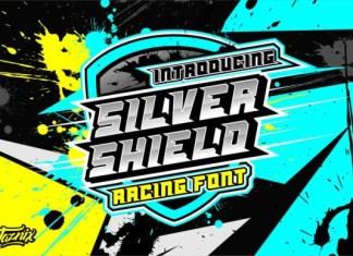 Silver Shield Font