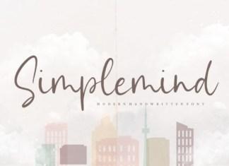 Simplemind Font