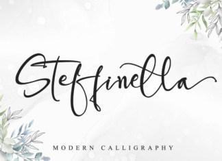 Steffinella Font