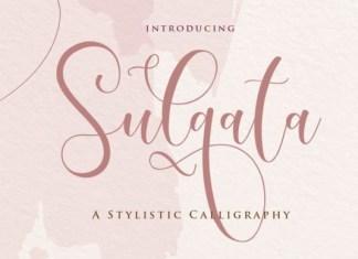 Sulqata Font