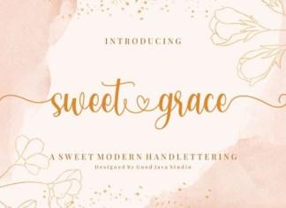 Sweet Grace Font
