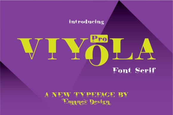 Viyola Font