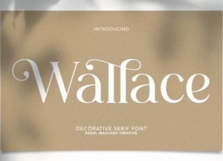 Wallace Font