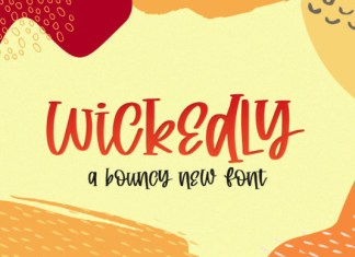 Wickedly Font