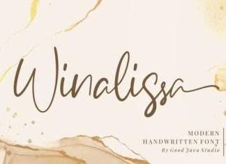 Winalissa Font