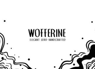 Wofferine Font