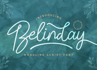 Belinday Font