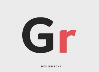 Grasp Font