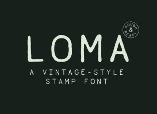 Loma Font
