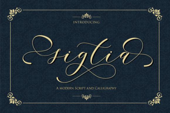 Sigtia Font