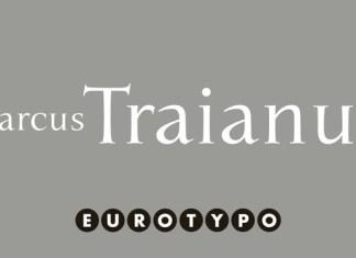 Marcus Traianus Font