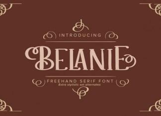 Belanie Font