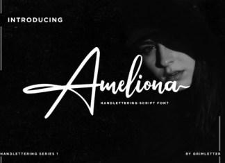 Ameliona Font