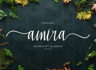 Amira Font