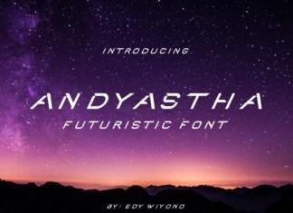 Andyastha Font