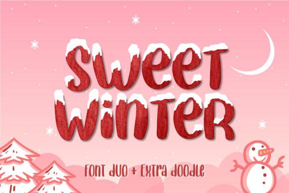 Sweet Winter Font