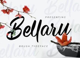 Bellaru Font