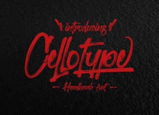 Cellotype Font