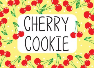 Cherry Cookie Font