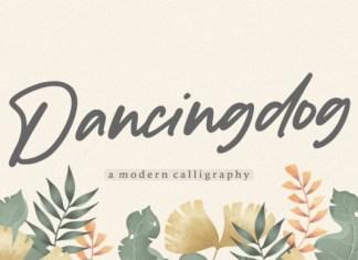 Dancingdog Font