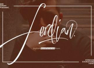 Ferdian Font