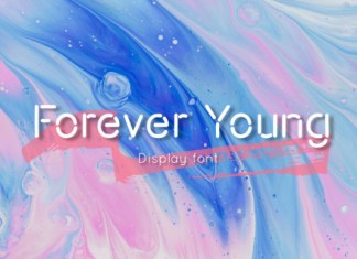 Forever Young Font