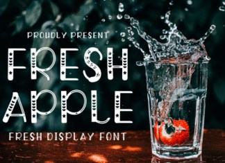 Fresh Apple Font